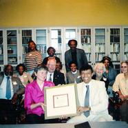 October 10, 1994, Cleveland Public Library, Cleveland, Ohio