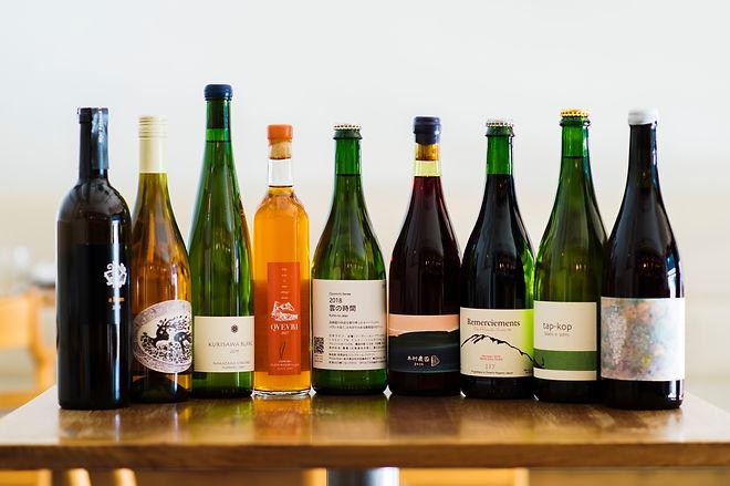 デュバリーセレクトのナチュールワイン