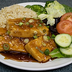 5. Tofu Bowl