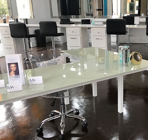 Industry Makeup Academy Front office