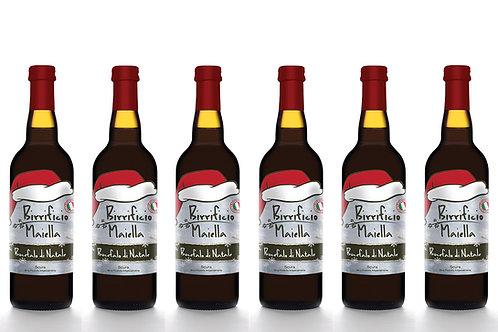 Bucefalo di Natale- 6 x 75cl Bottiglie