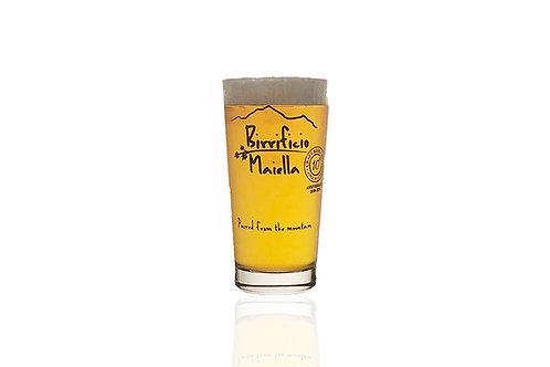 Bicchiere Anniversario Birrificio Maiella