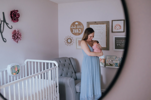 lifestyle newborn photographer in jacksonville fl