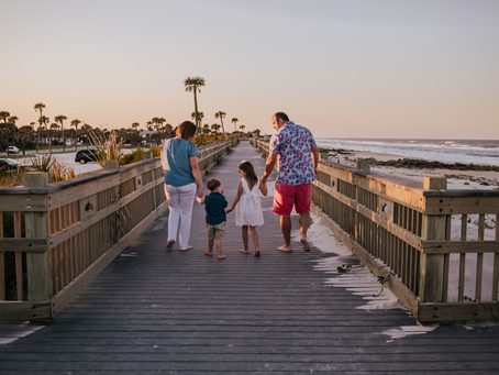 Why do Family Photos on Vacation?