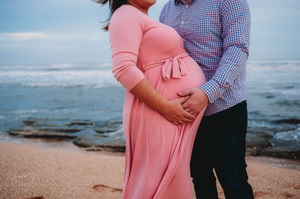 maternity photographer st augustine