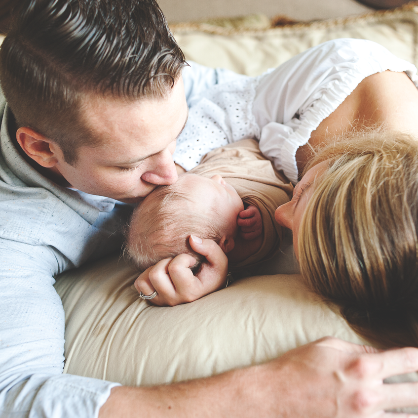 jacksonville lifestyle newborn photographer