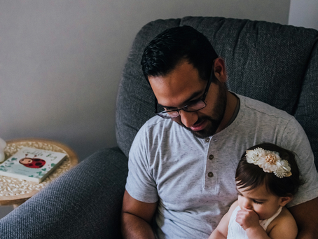 First Birthday Lifestyle Family Photography