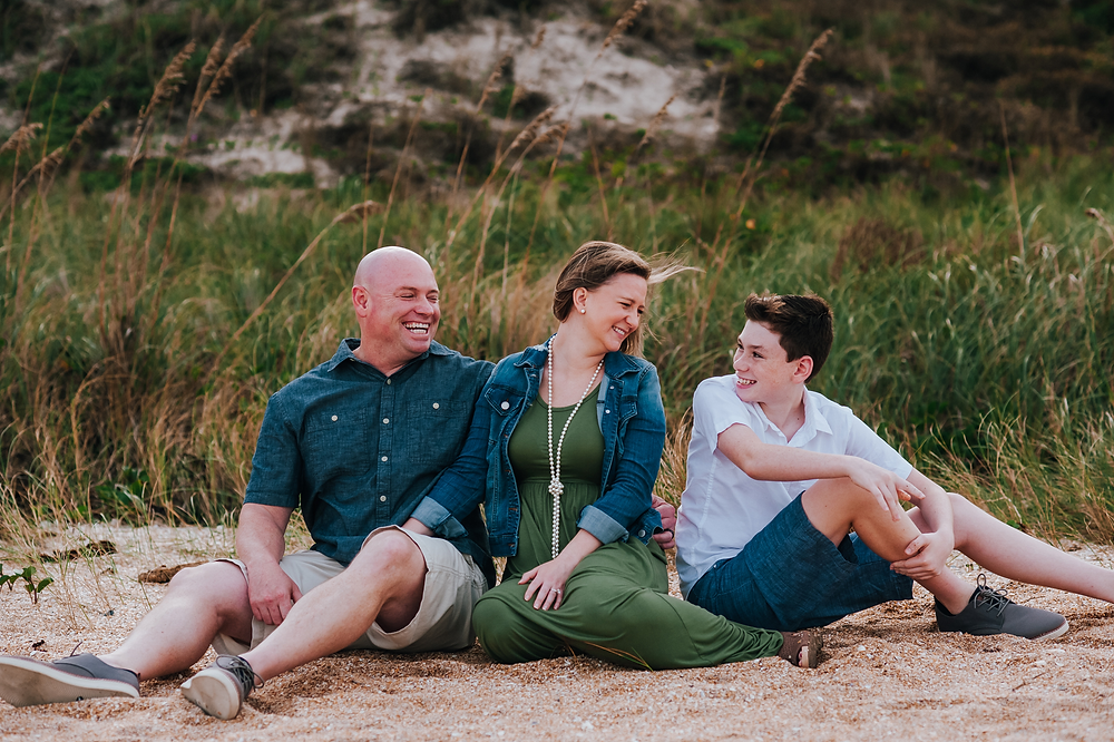 family photos in ponte vedra beach fl