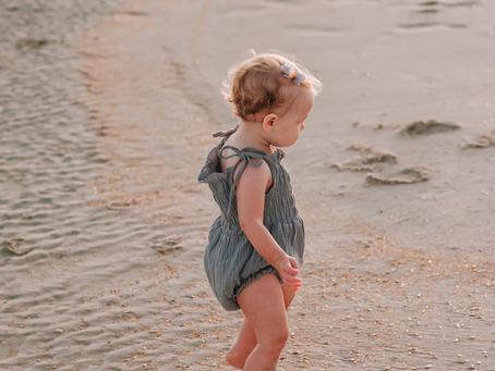 First Birthday | Watch Me Grow | St Augustine FL Family Photographer