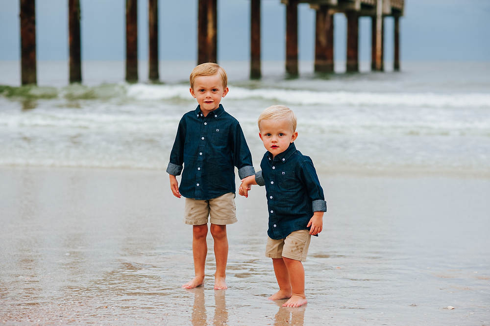 st augustine beach fl family photographer