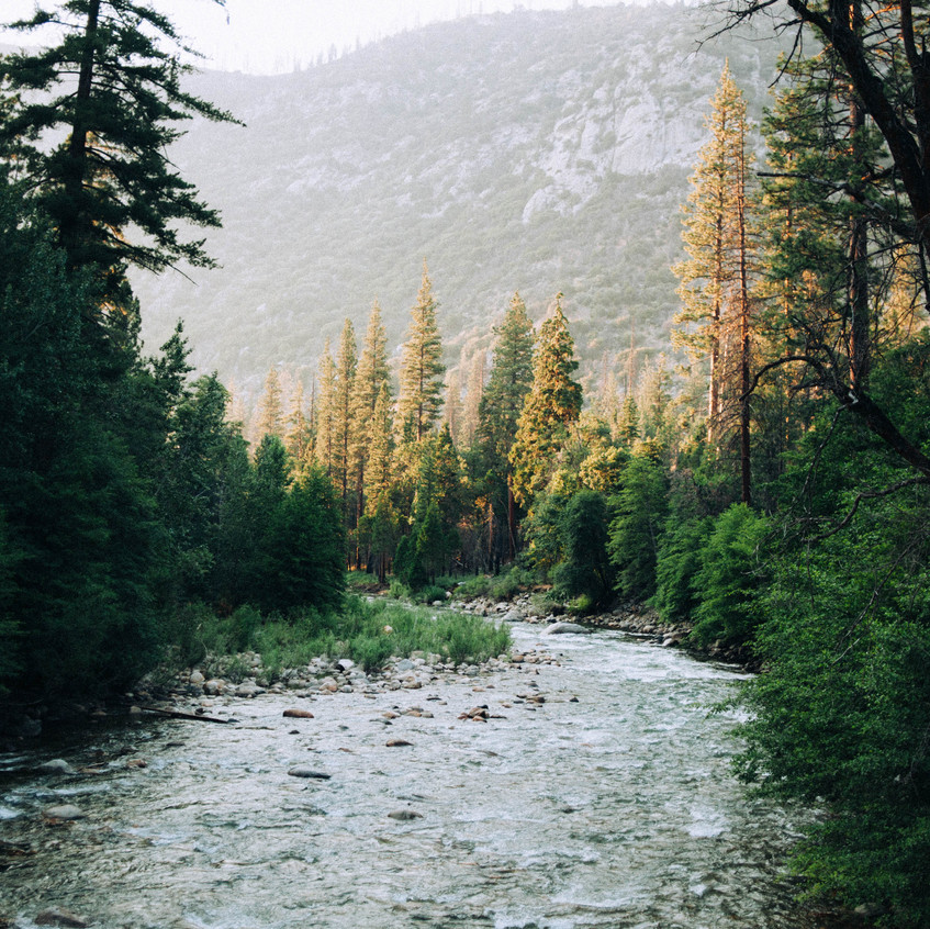 Kings Canyon River