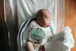 in hospital newborn photos St Augustine FL