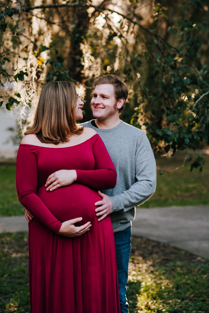 jacksonville fl maternity photos