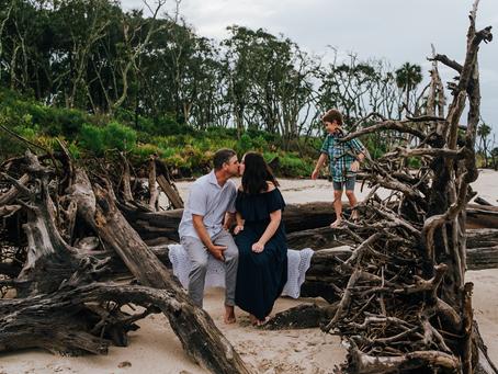 Eternal Summer | Beach Family Photos | Jacksonville FL Family Photographer