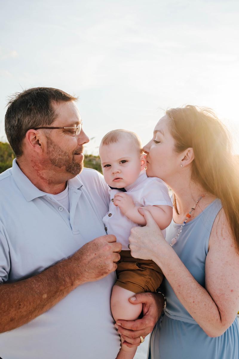 family photographer jacksonville beach