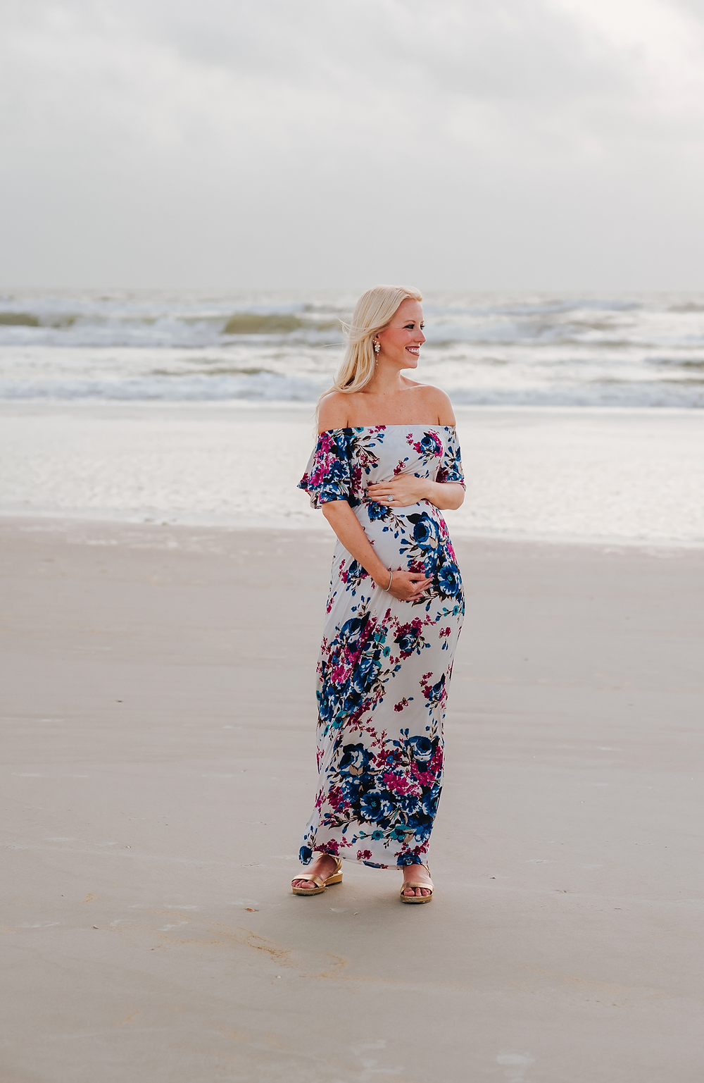 crescent beach fl maternity photographers