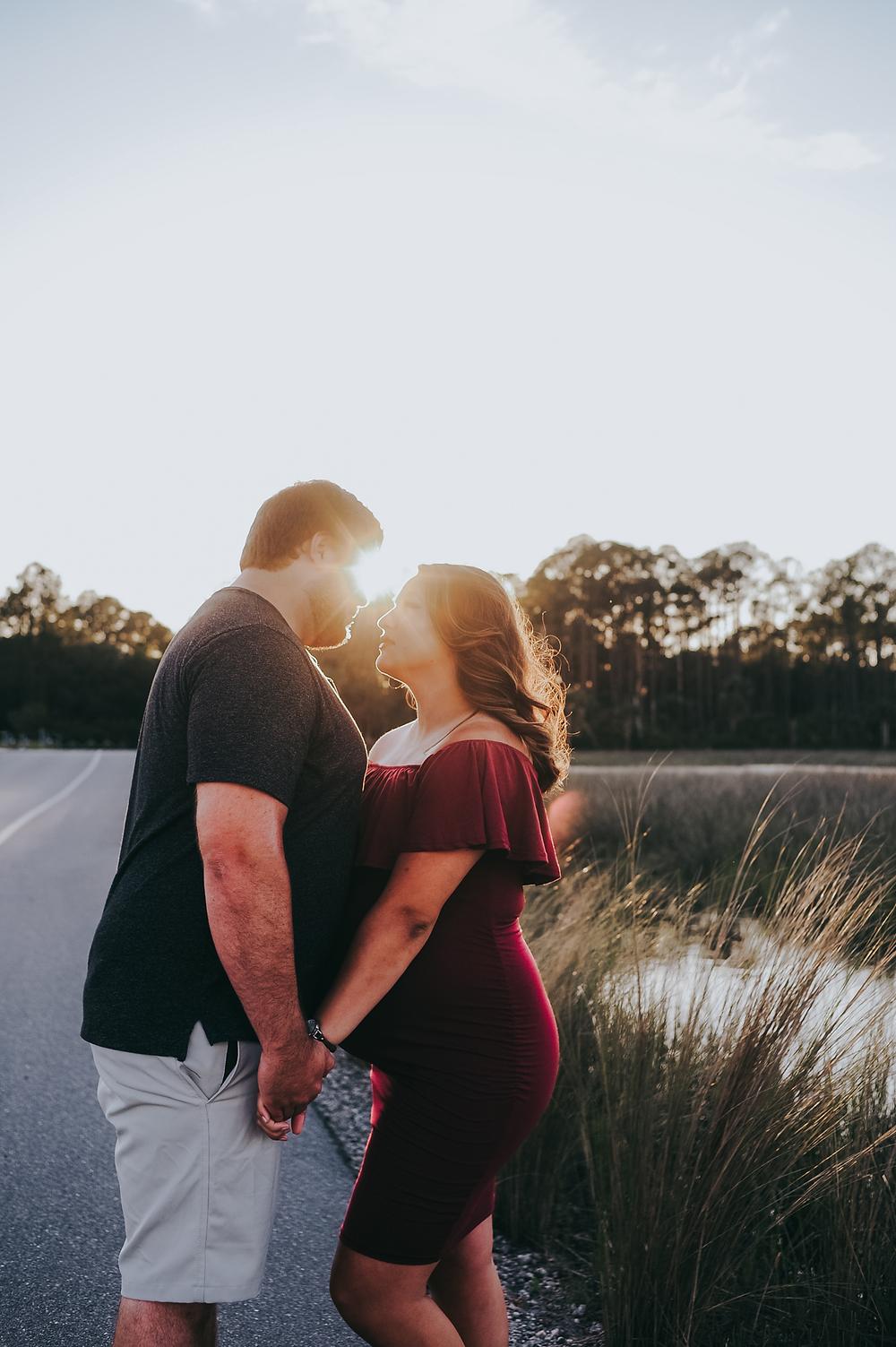 maternity photographers atlantic beach fl