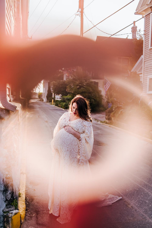 maternity photoshoot st augustine