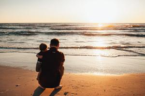 jacksonville beach maternity photographer