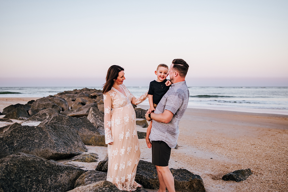 family photographers st augustine