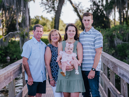 Family Photography near St Augustine Florida