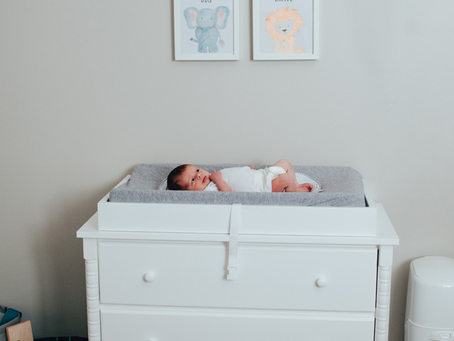 Welcome Little One | Lifestyle Newborn Photography | Jacksonville Newborn Photographer