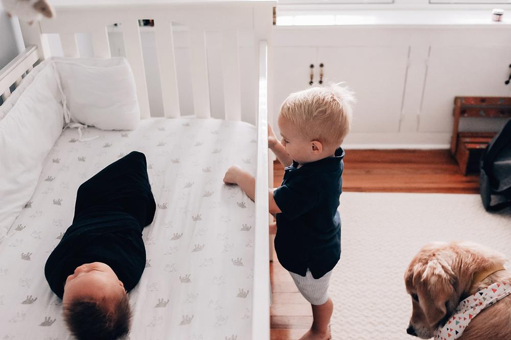 lifestyle newborn photographer