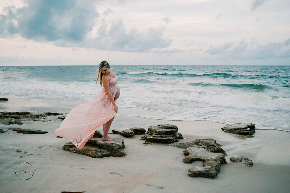 Best St Augustine FL Maternity Photographer