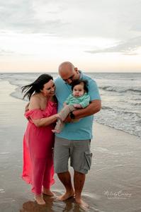 beach family portraits st augustine