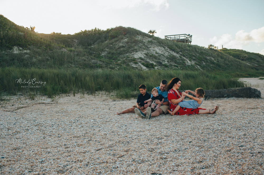 best family photography ponte vedra beach fl