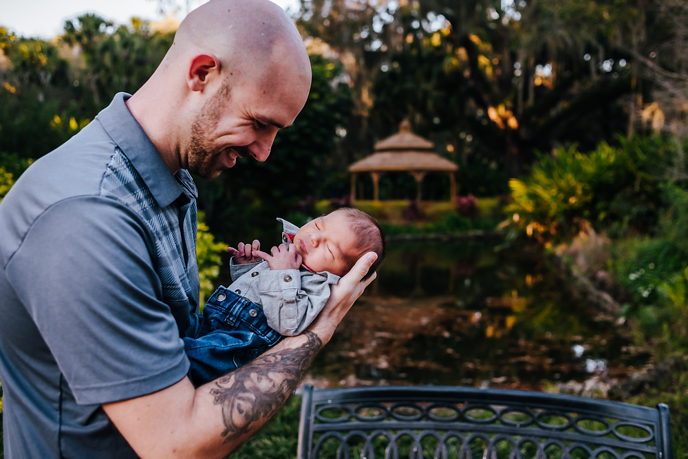 st augustine newborn photographers