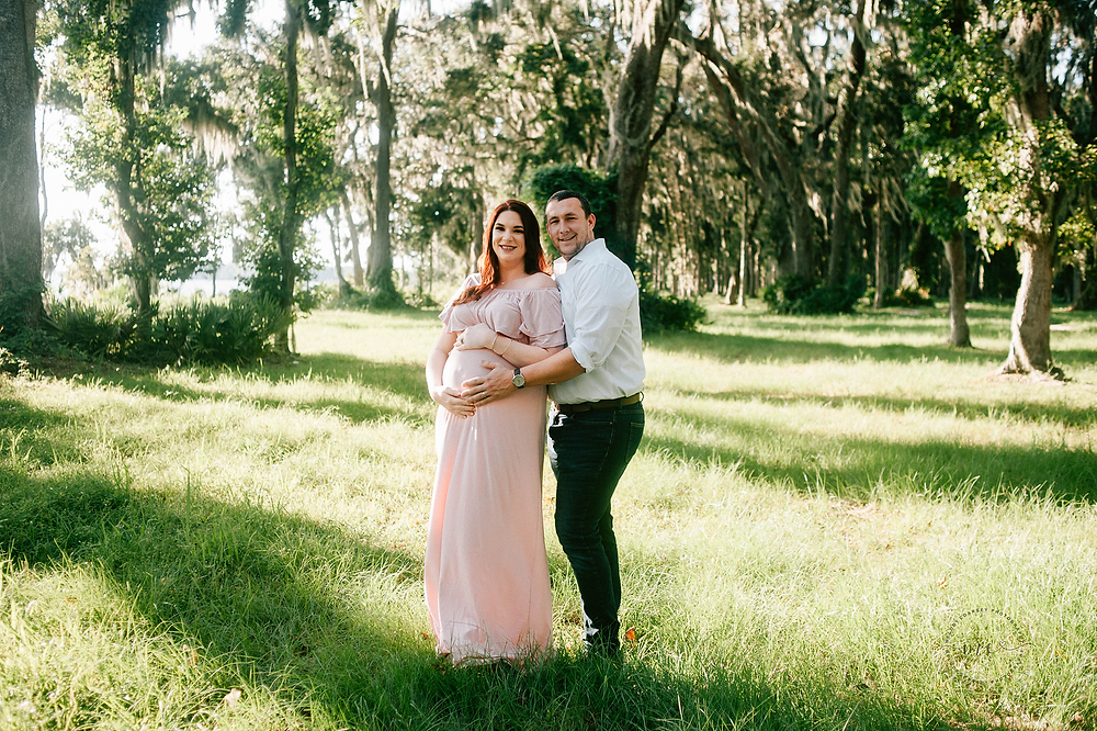 Best Jacksonville FL Maternity Photographer