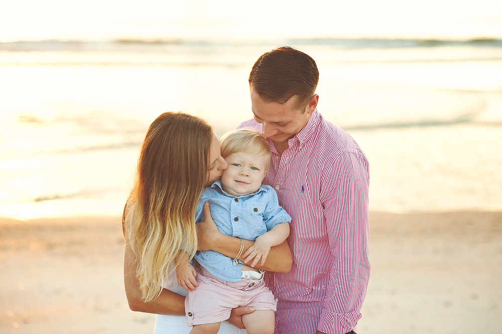 Beach Family Photographer Jacksonville FL