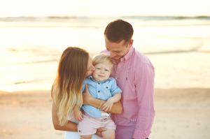 Beach Family Photographer Jacksonville FL
