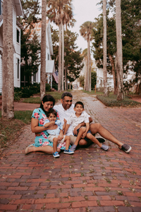 fun family photos in saint augustine fl