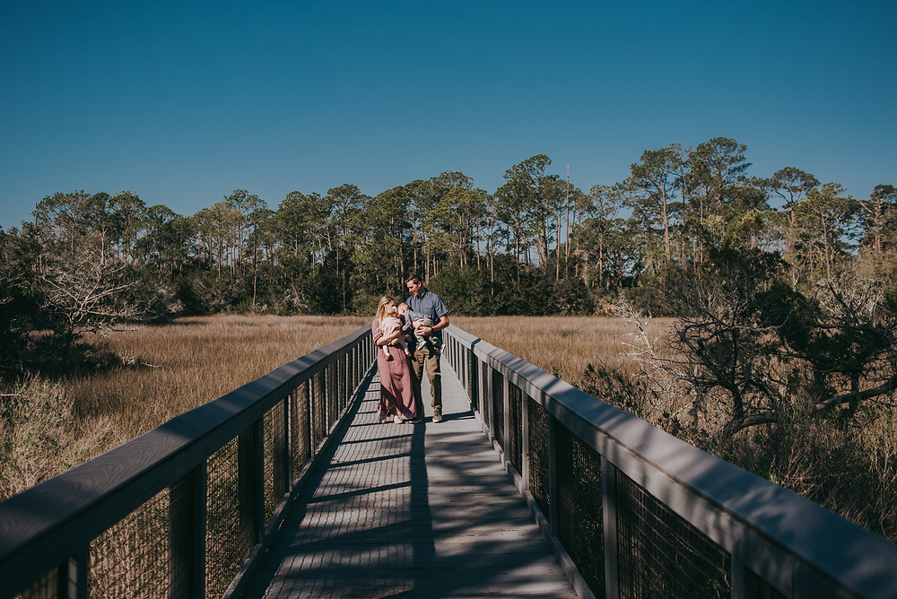 family photography st augustine
