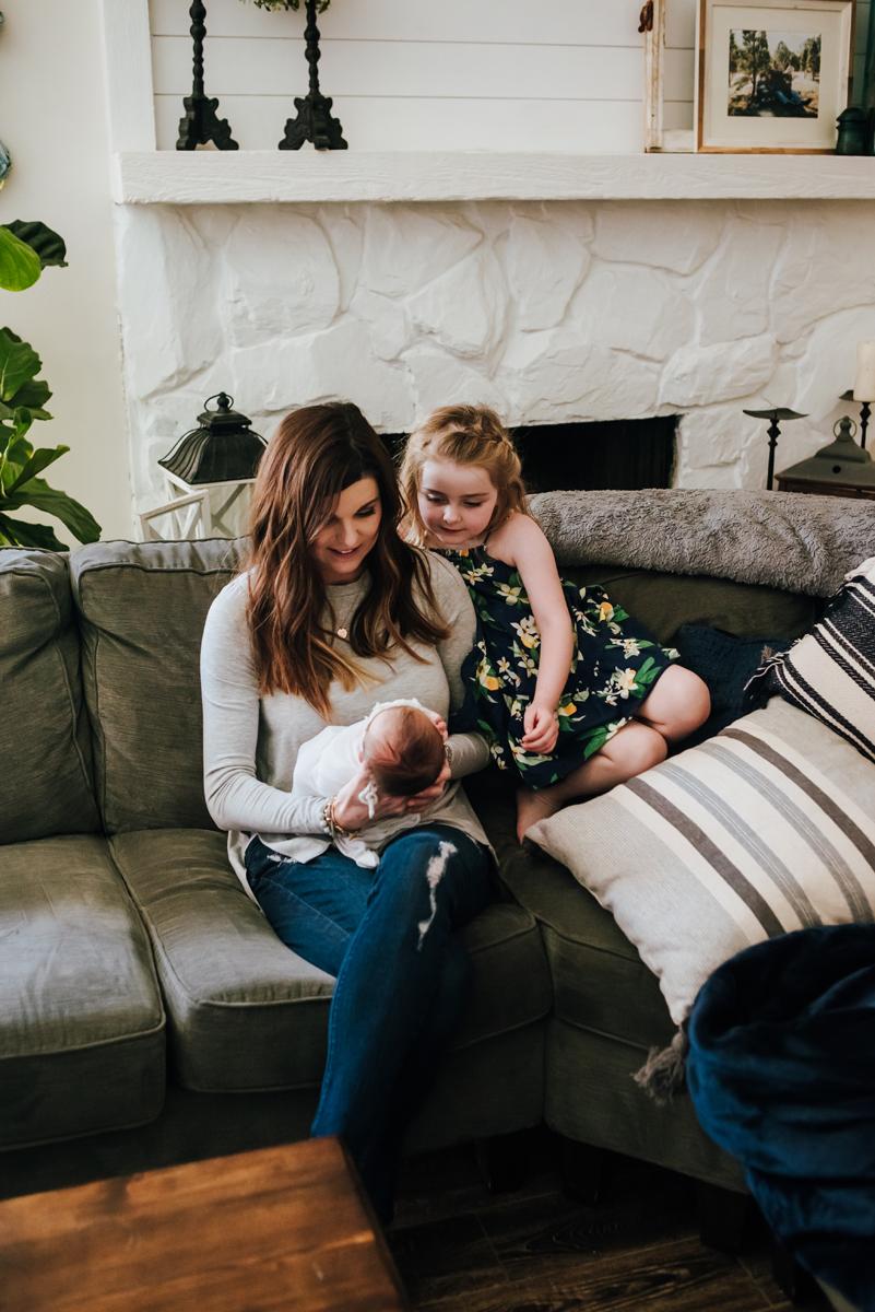 st augustine lifestyle newborn photographer