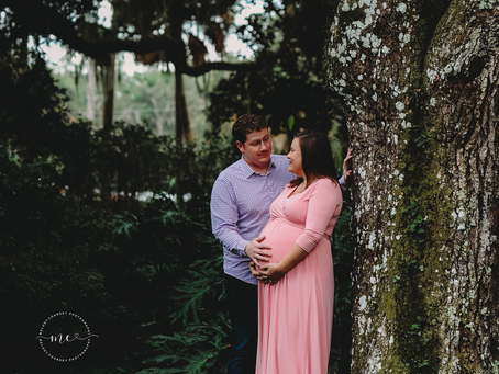 Waiting Wednesday | St Augustine FL Maternity Photography | Maternity Photographer St Augustine