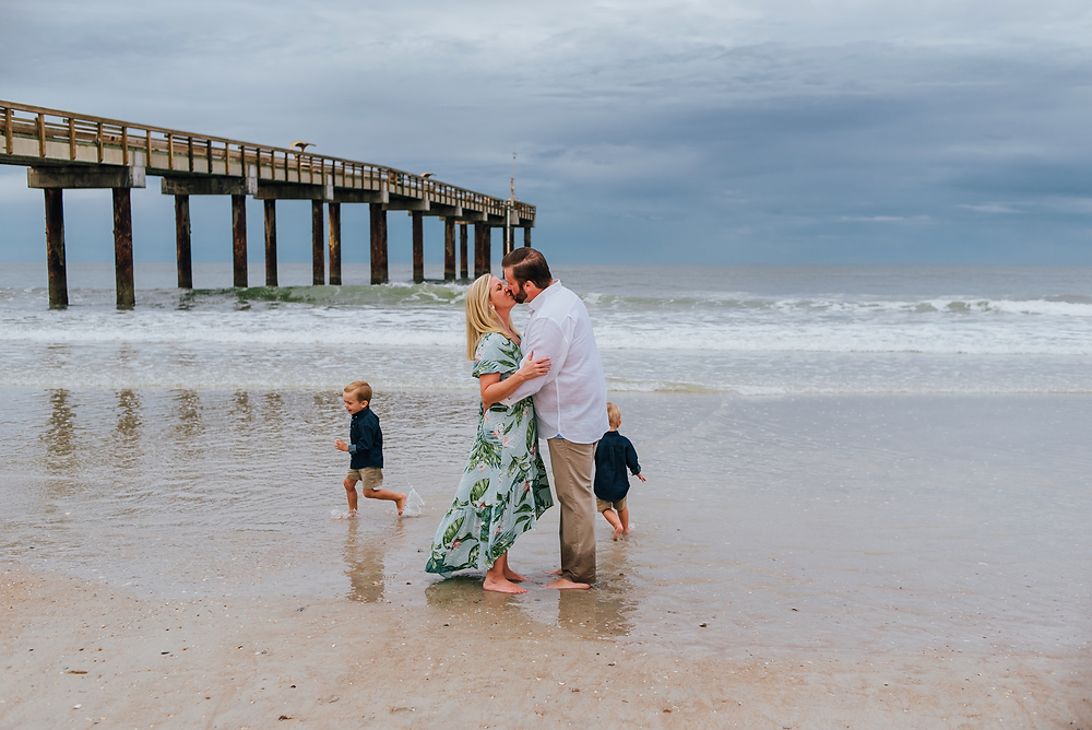 st augustine beach fl family photographers