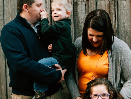 Family is Everything | Jacksonville Family Photographer