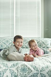 in home newborn photographer near me