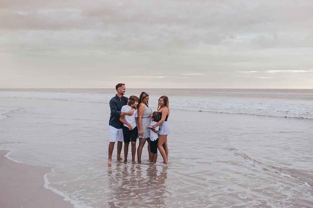 ponte vedra beach family photography