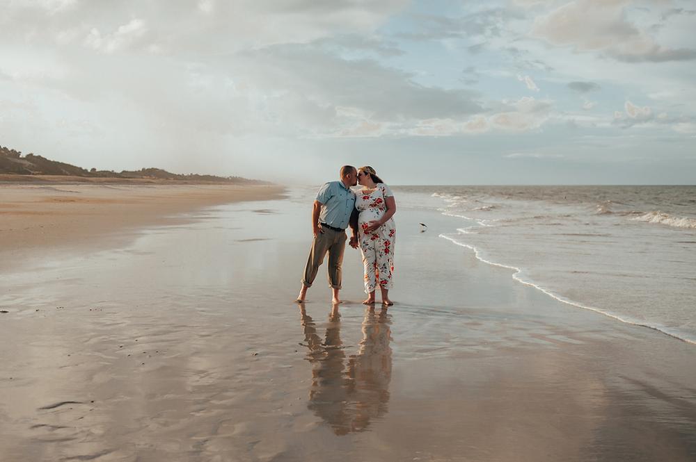 Maternity Photographer Ponte Vedra Beach FL