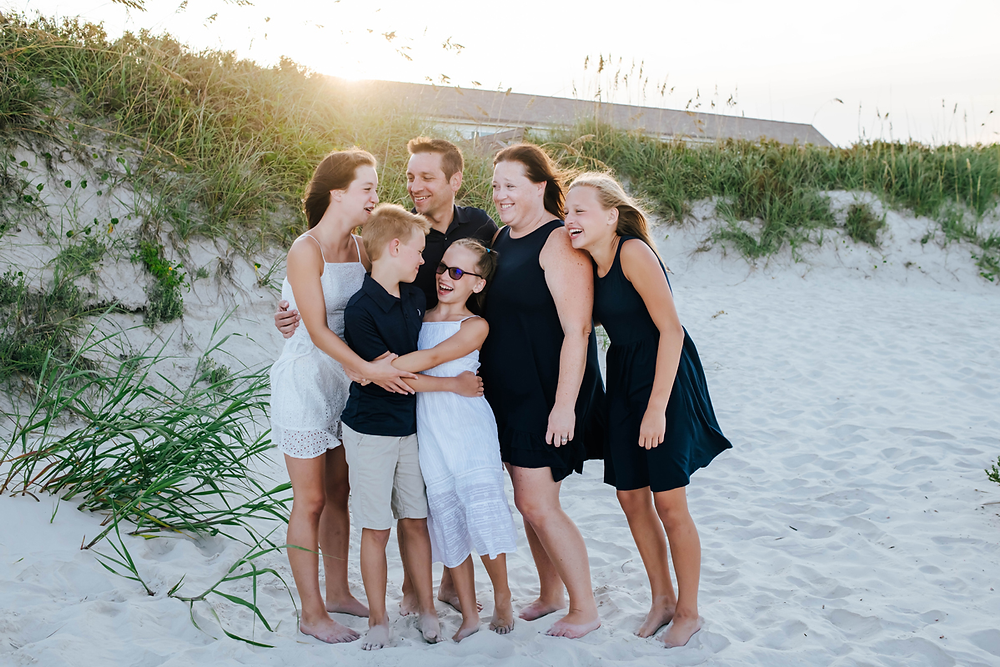 family photographer st augustine beach fl