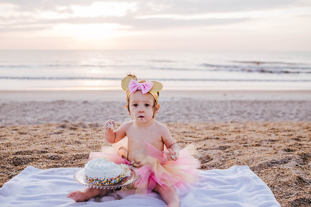 first birthday photography near me