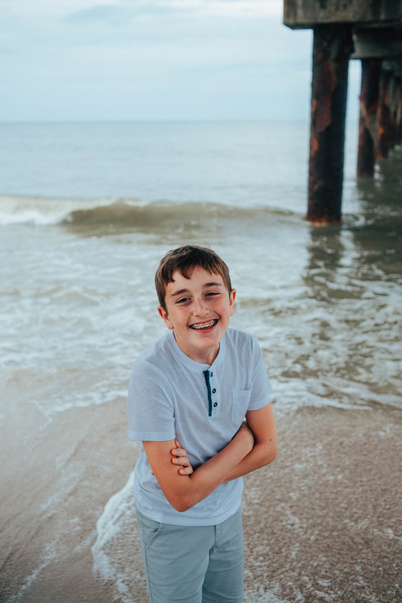 st augustine beach photographer