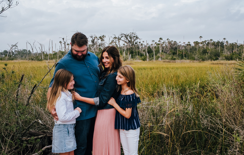 jacksonville beach fl family photography