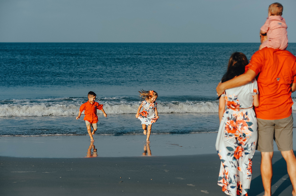 family photographer st augustine fl