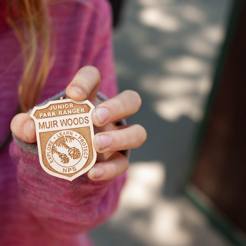 Muir Woods Junior Ranger