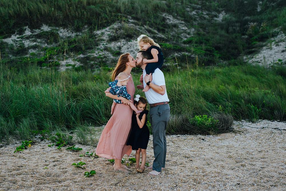 ponte vedra beach fl family photography